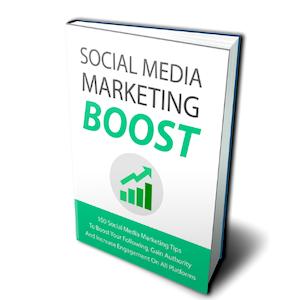 Social marketing tips ebook from edmediastore