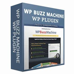 wp buzz machine wordpress plugin. buy now from edmediastore