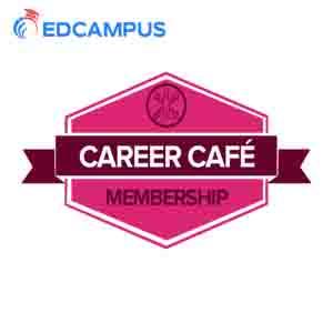 EDCampus offers a premium career cafe membership