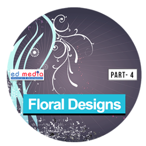 Buy now Floral Design Elements DVD Part -4 from edmediastore