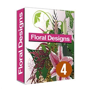 Buy Floral Design Elements PArt-4 from edmediastore