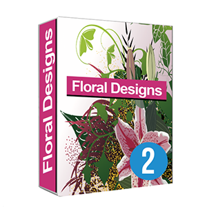 Buy now Design elements.Floral Designs Download from edmediastore