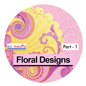 Buy floral designs part-1 from edmediastore