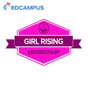 EDCampus offers a premium Girl Rising premium Membership for girls and women. buy from edmediasstore