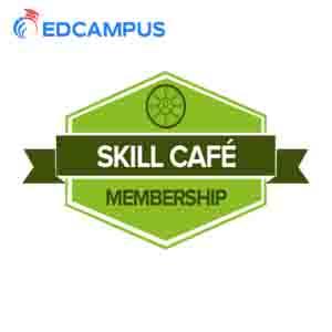EDCAmpus offers skills cafe mebership for premium customers