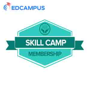 EDCampus offers premium Skill Camp membership to learn from camping