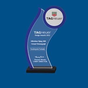 Excellent Acrylic-Award-Wavey